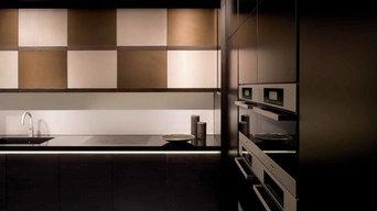 Кухня ARMANI/Dada модель Checkers