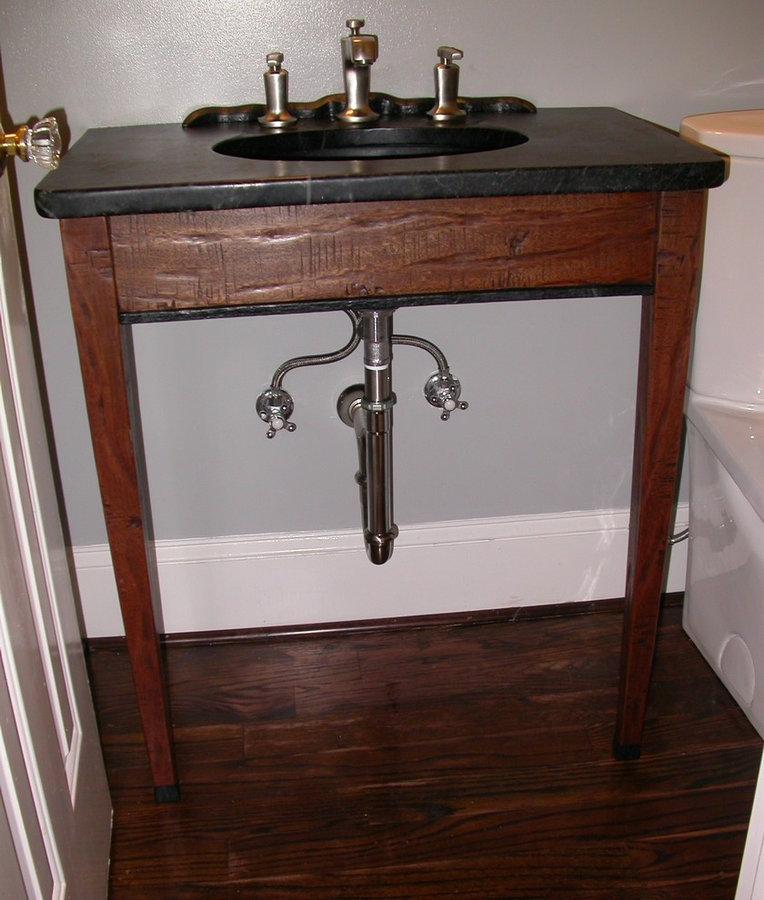 Bathroom Vanity &Sink