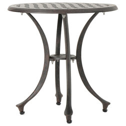 Transitional Outdoor Side Tables by GDFStudio