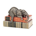 Arthur the Elephant Bookshelf Buddy