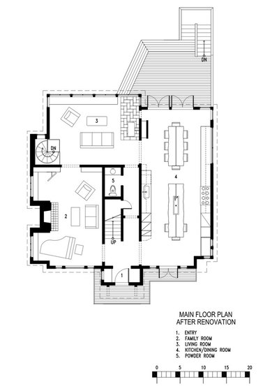Simple Floor Plan Kitchen of the Week Crafted Modernism Results in Transcendent Kitchen