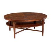 Regency Oval Cocktail Table
