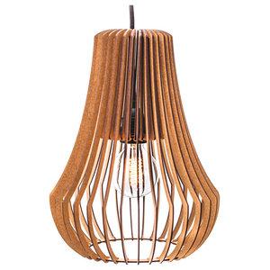 DIY Roka Cage Lamp, Natural