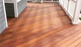 Ipe Deck Restoration