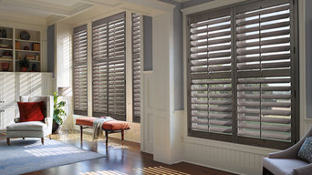 Hunter Douglas Heritance Shutters