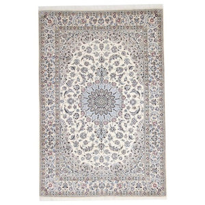 Nain 9La Oriental Rug, Hand-Knotted, 301x200 cm