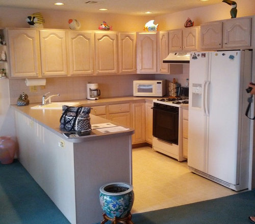 pickled oak kitchen cabinets need help with wall color in house pickled 24647