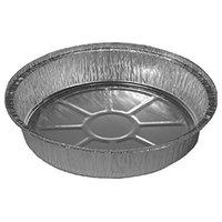 "Jif-Foil 8090 CPC 9 "" Round Aluminum Pan - Case of 500"