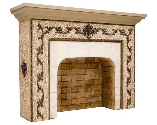 Scintillating Fireplace Medallions Ideas - Best Image Engine ...
