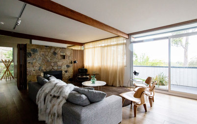 My Houzz: A Mid-Century Revival That Goes the Distance