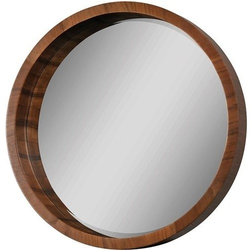 Transitional Wall Mirrors by Renwil