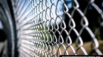 Lowest Price to Rent a Temporary Fence in South Portland ME Fence Contractor