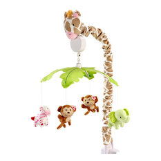 Jungle Collection Musical Mobile