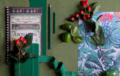 Colore del Mese: il Verde Agrifoglio, Morbido e Magico
