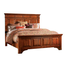 A-America Kalispell Queen Mantel Bed