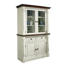 Shop Glass Door Curio Cabinet on Houzz