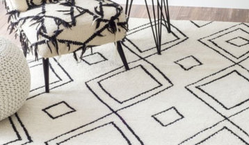 Up to 75% Off Wool Rugs by Hue