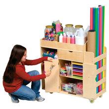 Guest Picks: 20 Ways to Organize Kids\' Art Supplies