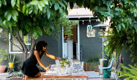 10 Inspiring Setups for Outdoor Dining