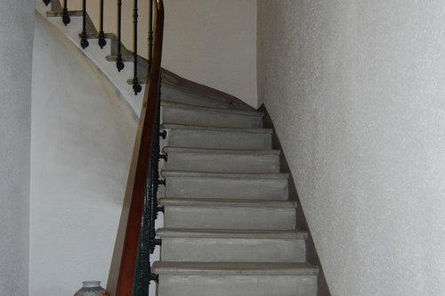 Couleur D Escalier idée de couleur pour une montée d'escaliers