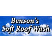 Benson's Soft Roof Wash's photo