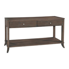 Hekman Furniture Urban Retreat Sofa Table Sumatra Console Tables