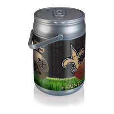 New Orleans Saints Can Cooler, Football Design