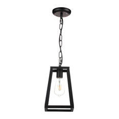 Brikk - Forge Lantern Pendant Light - Pendant Lighting