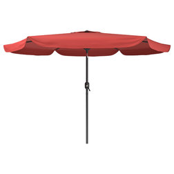 Transitional Outdoor Umbrellas by CorLiving