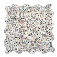Mini Mixed Pebble Tile