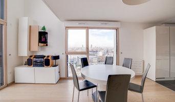 Création d'une cuisine pour appartement Lyonnais