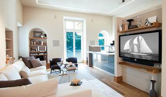 Architetto Costa: Appartamento Portofino