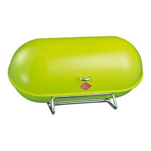 Wesco Breadboy Bread Bin, Lime Green