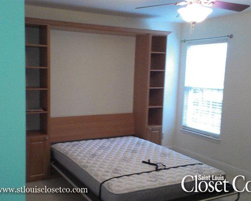Saint Louis Closet Co. Murphy Beds   Closet Organizers
