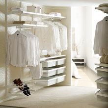 Ideen für einen begehbaren Kleiderschrank