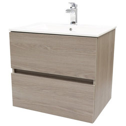 Modern Bathroom Vanities And Sink Consoles by AGM Home Store