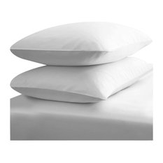 Home Collection 2-piece Pillow Case Set, Standard, White