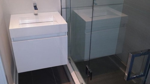 Bathroom Sink With A Linear Drain Is It Practical Pros And