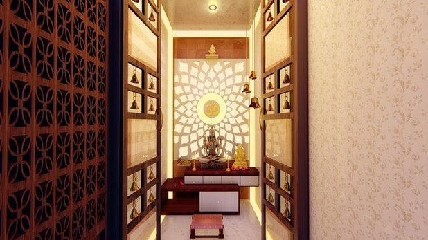 Contemporary  by VAID Architects