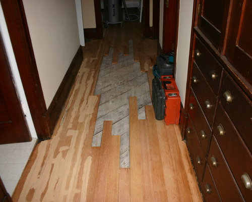 100 Year Old Douglas Fir Flooring Restoration