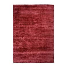 Luxury Vintage-Look Area Rug, Ruby Red, 200x290 cm