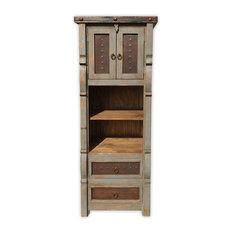 "Marshall Linen Cabinet, Vintage Gray, 24"""