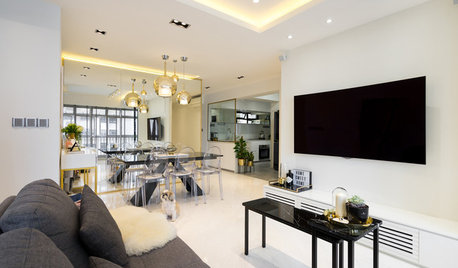 7 HDB Renovations That Elevate Flat Style to New Heights