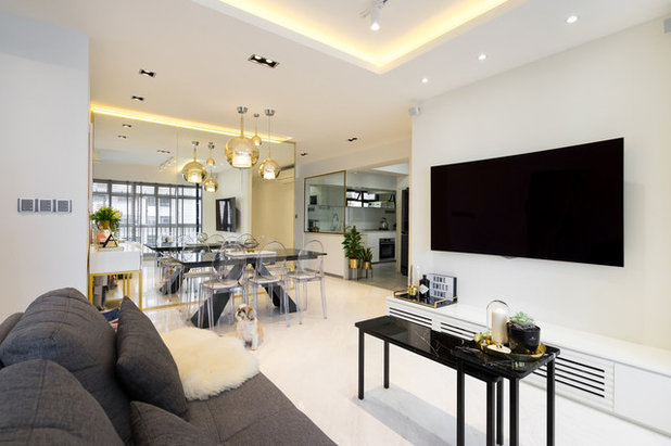 Modern  by Fineline Design Pte Ltd