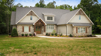 Craftsman Style Custom Home in Elon, NC