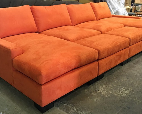 Exceptional MEDIA ROOM CUSTOM SECTIONAL SOFA   Sectional Sofas
