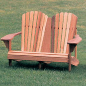 Attractive T U0026 L Cedar Lawn Furniture