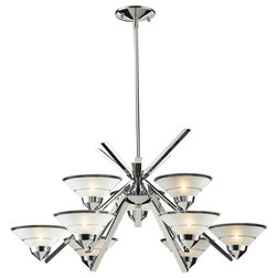 Contemporary Chandeliers by Modern Decor Home