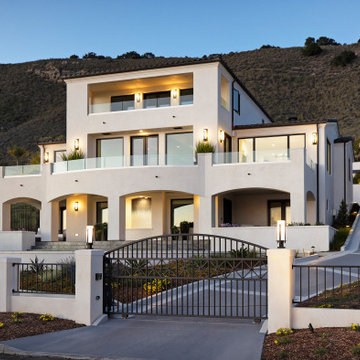 Oceanfront Contemporary Remodel