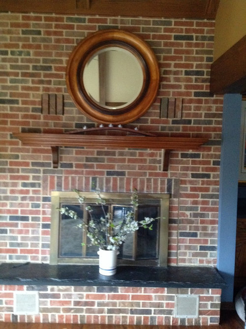 mounting television above fireplace. Black Bedroom Furniture Sets. Home Design Ideas